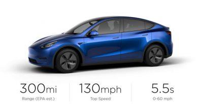 Tesla Y Pic