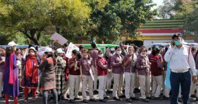 WTE Protest