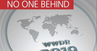 World Water Day: UN Report on Water 2019 'Leaving No One Behind'