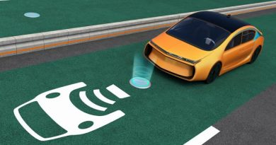 Wireless EV charging path