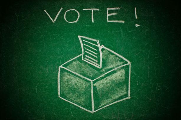 Ballot Box for India Election