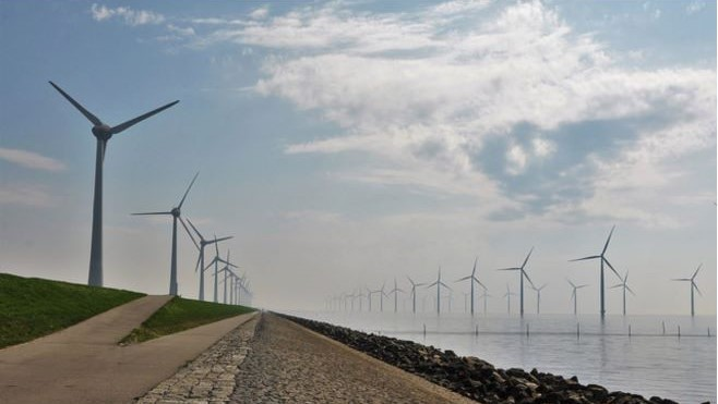 India's Wind Capacity to reach 54.7 GW