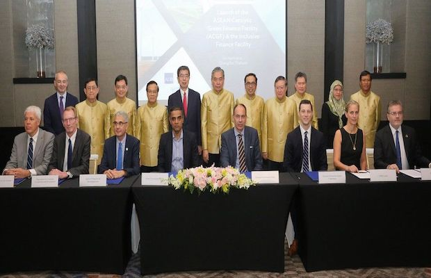 ASEAN Green Infrastructure