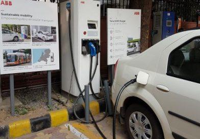 EV Charging Station at NITI Aayog