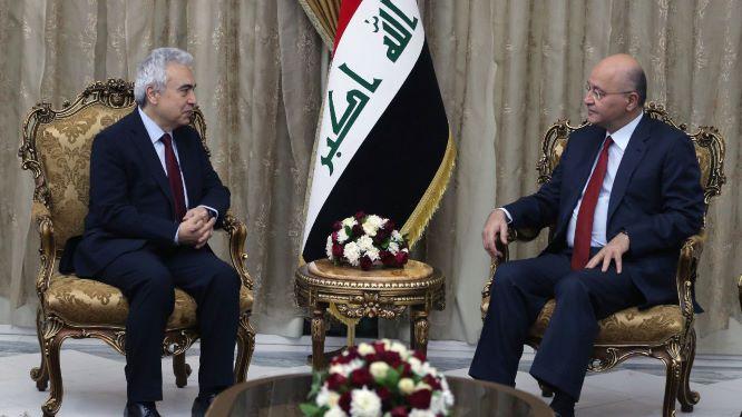 IEA Iraq Outlook Meeting
