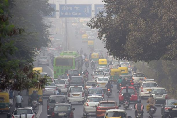 India's Pollution a menace