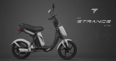 Purenergy Electric Bike