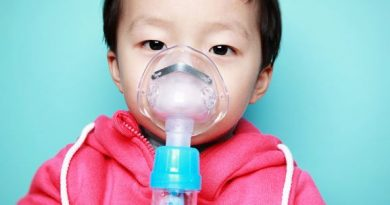 Child asthma on rise