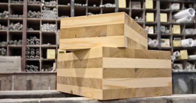 Cross Laminated Timber, Mass Timber