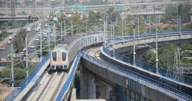 Delhi metro on the Right Track