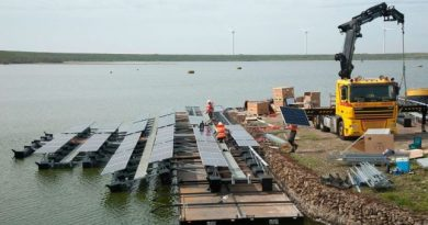 Floating Solar Projects