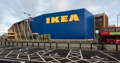 Ikea Storage in Greenwich
