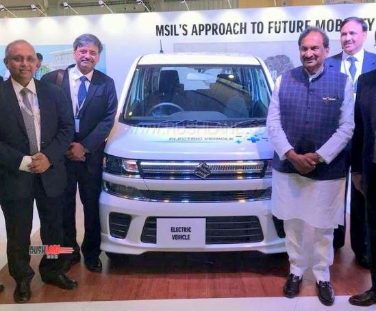 Maruti Suzuki revealed that the price of Electric WagonR could be up to Rs 12 lakhs