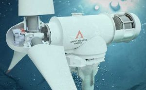 Atlantis's AR2000 turbine