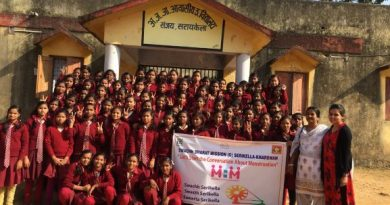 Campaign on Menstrual Hygiene