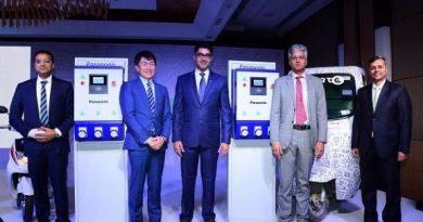 Panasonic launches Nymbus in India