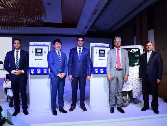 Panasonic launches Nymbus in India