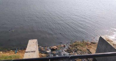 Paruthipattu Lake in Avadi
