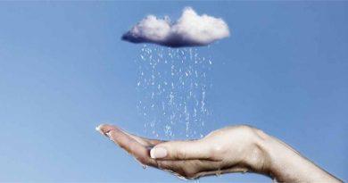 Rainwater saving during Monsoons