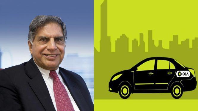 Ratan Tata invests in OLA EV Biz