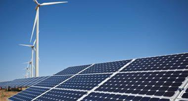 Renewable Energy- Solar +wind