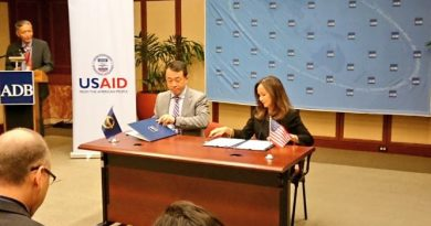 ACEF-ADP USAID agreement