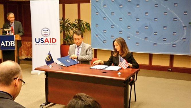 ACEF-ADP USAID agreement