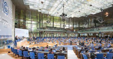 UNFCC in Bonn