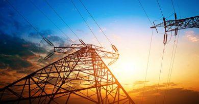 Electricity Transmission poles
