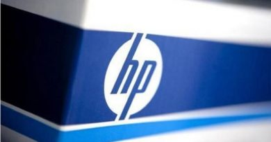 HP Blue logo