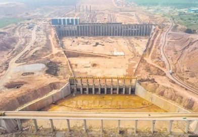 Kaleshwaram Lift Irrigation Project