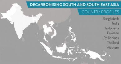 Decarbonising Asia 2019