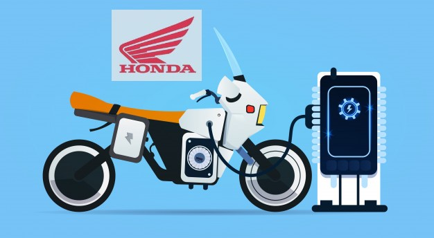 Honda Electric Bike