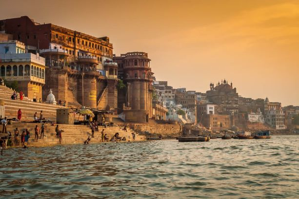 Ganga Varanasi ghat