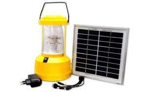 Solar lantern sales are stagnating