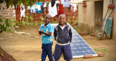Solar Micro grid in Africa