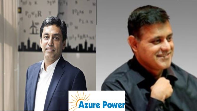 Azure Power New CEO, President