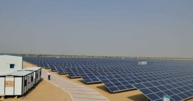 Bhadla solar park Safeguard duty returned