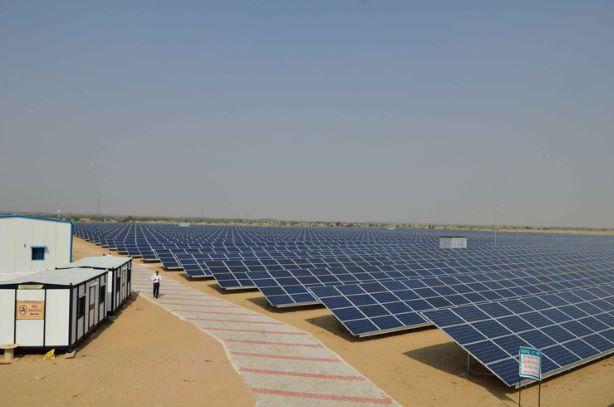 Bhadla solar park Safeguard duty returned