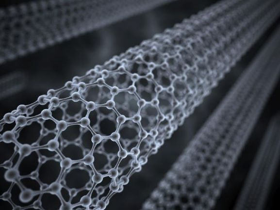 Carbon nanotube from plastics