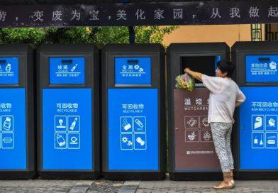 China Begins Waste sorting in Shanghai