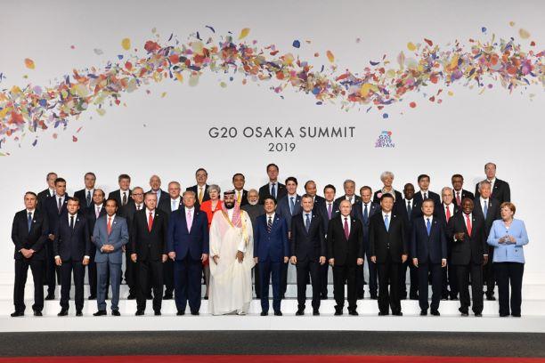 G20 Osaka Summit 2019