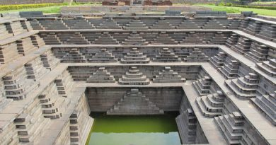 Stepped Tanks of Hampi