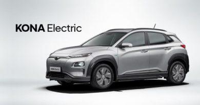 Hyundai Electric SUV Kona