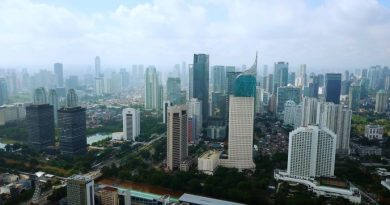Jakarta air pollution Indonesia