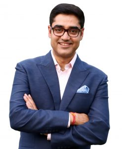 Manish Sharma of Panasonic India