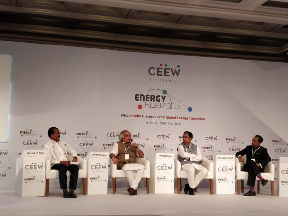 Energy Horizons: Parliamentarians on environment