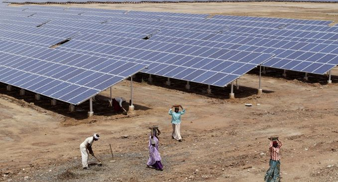 Kurnool Solar Project in AP
