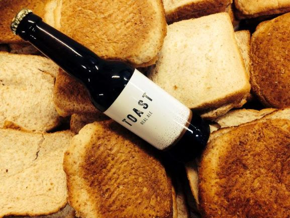 Toast Ale Made of bread