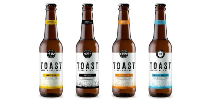 Toast Ale Bottles